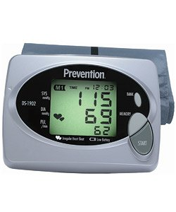 Cheap Mark Fitness Auto Inflate Blood Pressure Fabric Monitor Plastic (DS-1902PV) (B000M3HF8K)