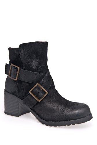BC Footwear Tadpole Mid Heel Boot