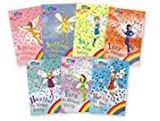 Daisy Meadows Rainbow Magic: Rainbow Fairies, 7 Books, RRP £27.93 (Ruby the Red Fairy, Amber the Orange Fairy, Saffron the Yellow Fairy, Fern the Green Fairy, Sky the Blue Fairy, Izzy the Indigo Fairy, Heather the Violet Fairy) (Rainbow Magic)
