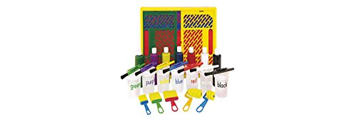 27 Pieces Paint Set With Large Storage Crate front-995827