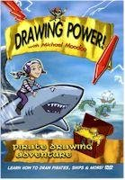 Drawing Power with M. Moodoo Pirate Drawing