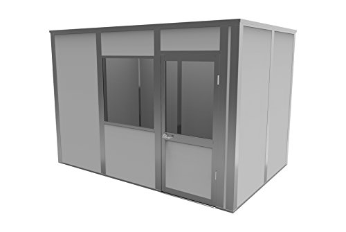 Porta-King VK3-812AA4C Modular Office, VCDW, 12' Length x 8' Width x 8'2