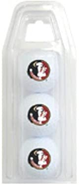 Florida State 3 Golf Ball Pack