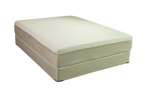 "12"" Gel Memory Foam Mattress Twin Extra Long Snivuke"