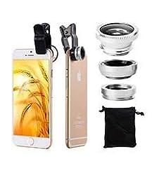 Memore 3-in-1 Lens Kit (Silver)
