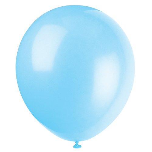 Latex balloons 12 quot light blue 72 count 011179524273 toolfanatic com