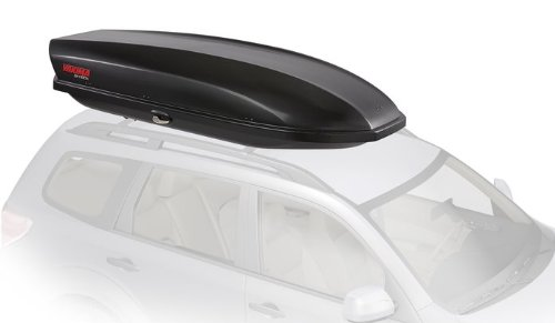 Yakima Skybox 16 Carbonite Cargo Box (Yakima Roof Rack Snowboard compare prices)
