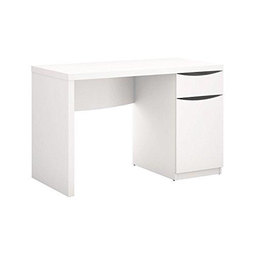 Bush Furniture Montrese Computer Desk (Desks Bush compare prices)