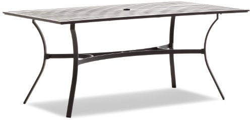 Strathwood Rhodes Rectangular Dining Table