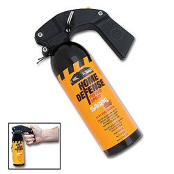 Sabre Family Home and Property Protection Pepper Spray (13.0-Ounce)