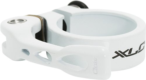 xlc-quick-release-seat-post-clamp-349mm-white