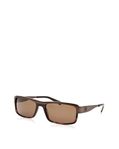 Balmain Bl4004-C02-58-17 Sunglasses, Brown/Tortoise, Eye: 58/Bridge: 17/Arm: 140
