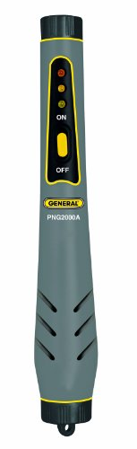 General Tools & Instruments PNG2000A Natural Gas Detector Pen photo