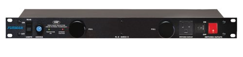 Furman Pl8 ii Rack Mount Power