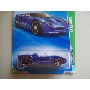 Hot Wheels 2010 Treasure Hunts Ford GTX1 - 1