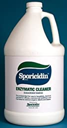 Sporicidin Enzymatic Cleaner  Gallon Bottle