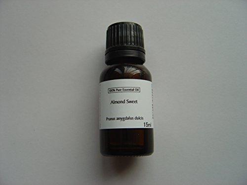 アーモンドスイートヴァージンキャリアオイルティックグレード 15ml