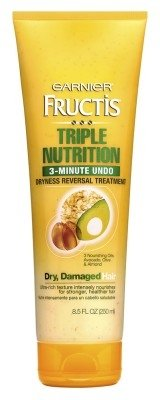 Garnier Fructis Triple Nutrition 3-Min Undo Trt.8.5oz