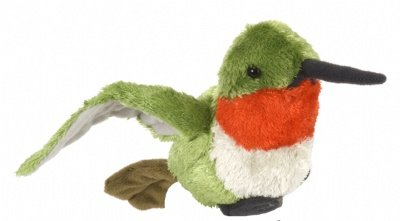 "8"" Hummingbird Soft Toy"