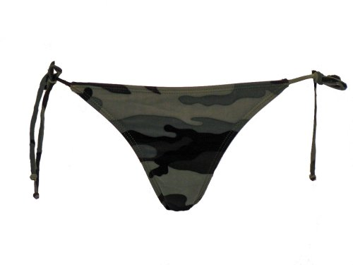 ONeill Green Camouflage Tie Side Swim Pant XS