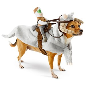STAR WARS Taun Taun Dog Costume, X-Small