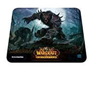 SteelSeries QcK 67210 Cataclysm Worgen Edition Mouse Pad
