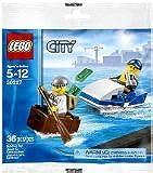 LEGO City Set #30227 City Police Watercraft [Bagged]