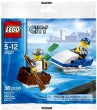 LEGO City Set #30227 City Police Watercraft [Bagged] - 1