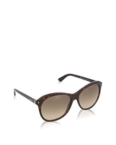 Prada Sonnenbrille Mod. 13RS 2AU3D0 57 havanna