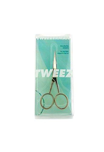 Tweezerman - Moustache Scissors 1Pc - La Peau Des Hommes