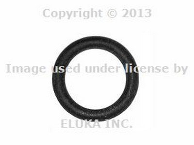 BMW Genuine Engine Oil Pan Dip stick Dipstick Tube Seal O-Ring for 318i 318is 318ti 320i 325i 325is 525i 545i 550i 645Ci 650i 745i 745Li 750i 750Li 760i 760Li M3 X5 4.8i Z3 1.9