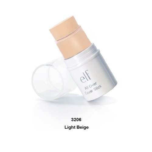 e.l.f. Essential All Over Cover Stick Light Beige