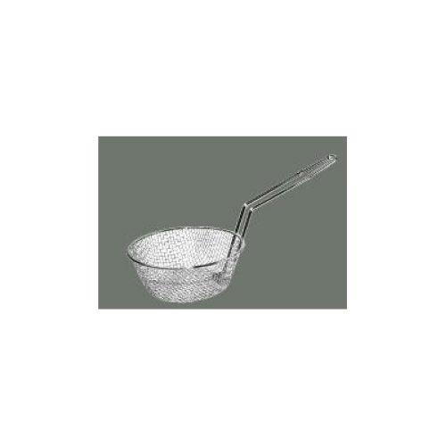 Winco Culinary Basket, 10-Inch Diameter, Medium Mesh
