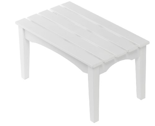 "Adirondack Table Fits American Girl Dolls - 18"" Inch Outdoor Doll Furniture"