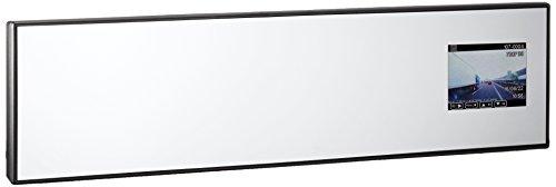 ユピテル(Yupiteru) 200万画素  ミラー型 ドライブレコーダー DRY-FH230M