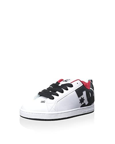 DC Shoes Men's Court Casual Sneaker