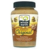 Whole Earth Crunchy Original Peanut Butter 454G