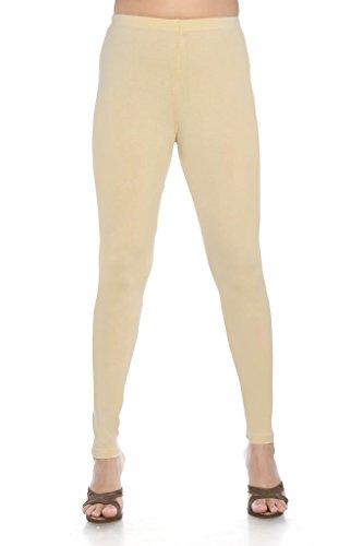 Elaine Women's Cotton Lycra Leggings - B00U65IZF6