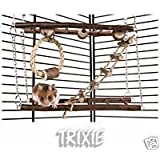 Trixie Small Pet Toy Suspension Bridge