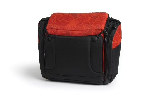 Hoppop Original Shoulder Bag and Booster Seat (Latte Macchiato)