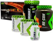 Muscle Pharm Ultimate Work Out Package