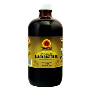 Jamaican Black Castor Oil 8 Oz