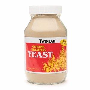 Twinlab Genuine Brewer's Yeast 18 oz (510 g)