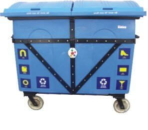 Sintex Giant Wheeled Community Waste Bins