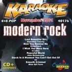 echange, troc Karaoke - Chartbuster Karaoke: Modern Rock, Vol. 1