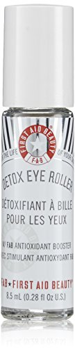 First Aid Beauty - Roll-on détox pour les yeux - 8,5 ml