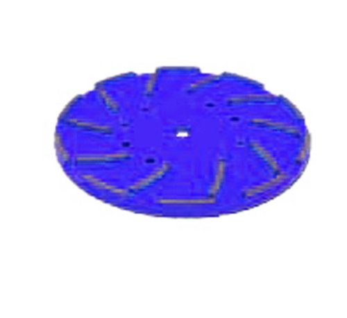 EDCO 19164 Turbo Grinder Accessory Blue 80 Grit Fine Grinding Disc
