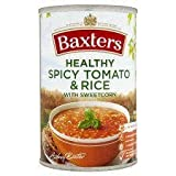 Baxters Healthy Spicy Tomato Rice And Sweetcorn Soup 415G