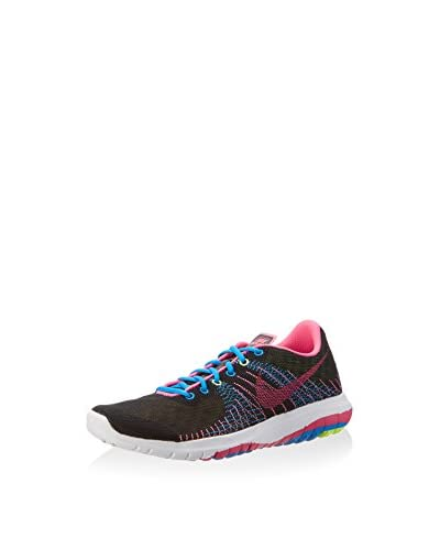 Nike Sneaker Flex Fury [Nero/Rosa]