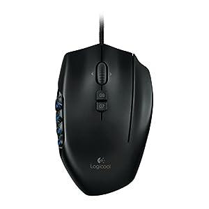 Logicool ロジクール MMOゲーミングマウス G600t